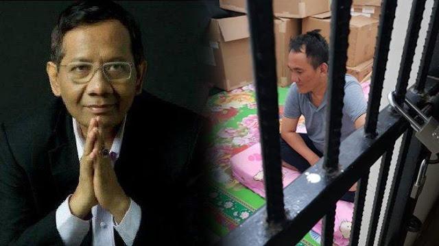 Mahfud MD Ungkap Pesan 'Terselubung' soal Narkoba Saat Diserang Andi Arief