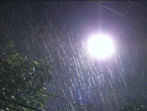 Chuva de 124 mm foi registrada na noite de ontem na cidade de Martins