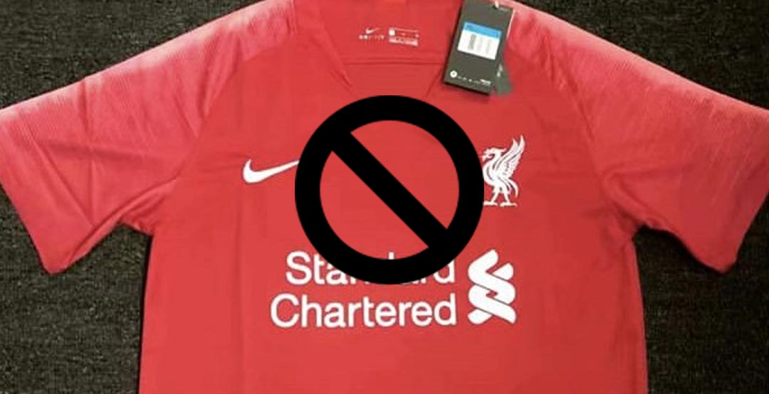 480b854751f ... be replaced as Liverpool kit supplier from the 2019-20 season. Now we  can reveal that those rumors will not happen