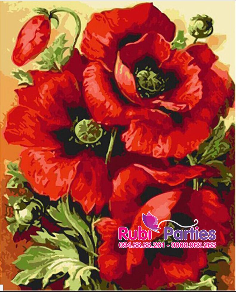 Tranh son dau so hoa o Dicch Vong Hau