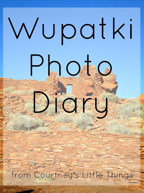 Wupatki National Monument Photo Diary