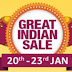 Amazoon great india sale  2019