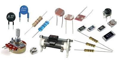 gambar Jenis-jenis Resistor