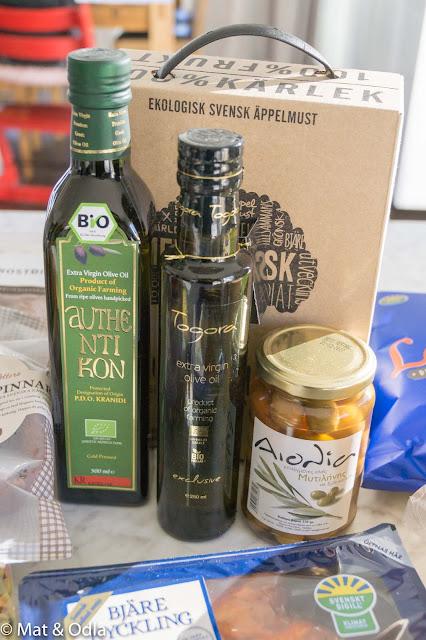 togora olivolja
