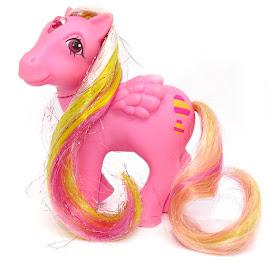 MLP Glittering Gem Year Seven Princess Brush 'n Grow Ponies G1 Pony