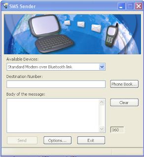 Microsoft SMS Sender free download