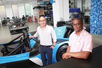[Meet創業之星]打造台灣第一輛電動賽車!行競科技用熱情在保守產業中突圍