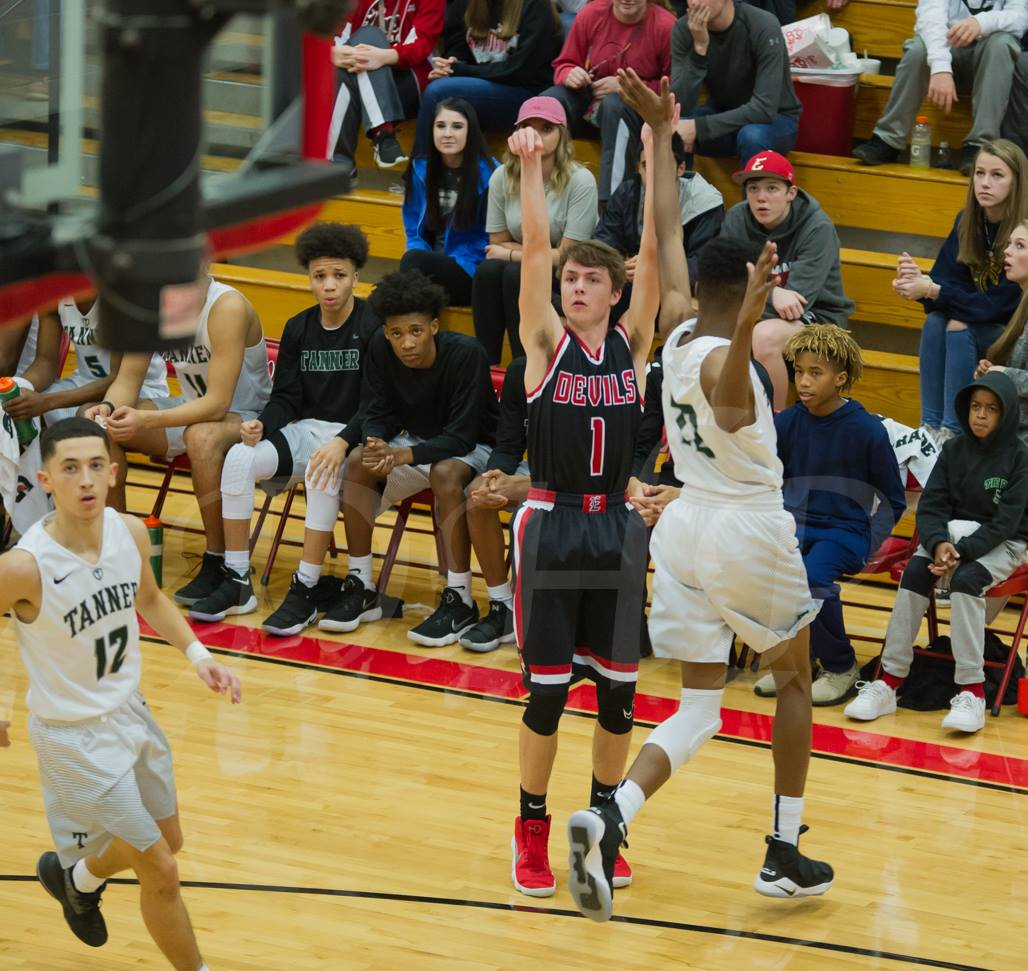 ELKMONT BASKETBALL: ATHENS NEWS COURIER 2018 ALL COUNTY BOYS