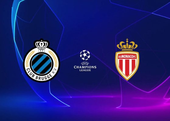 Club Bruges vs Monaco - Highlights 23 October 2018