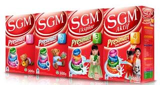 Harga Susu SGM