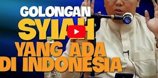 Inilah Hakikat Golongan Syiah yang Ada di Indonesia [Video]