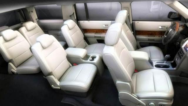 2017 Ford Flex Price, Redesign