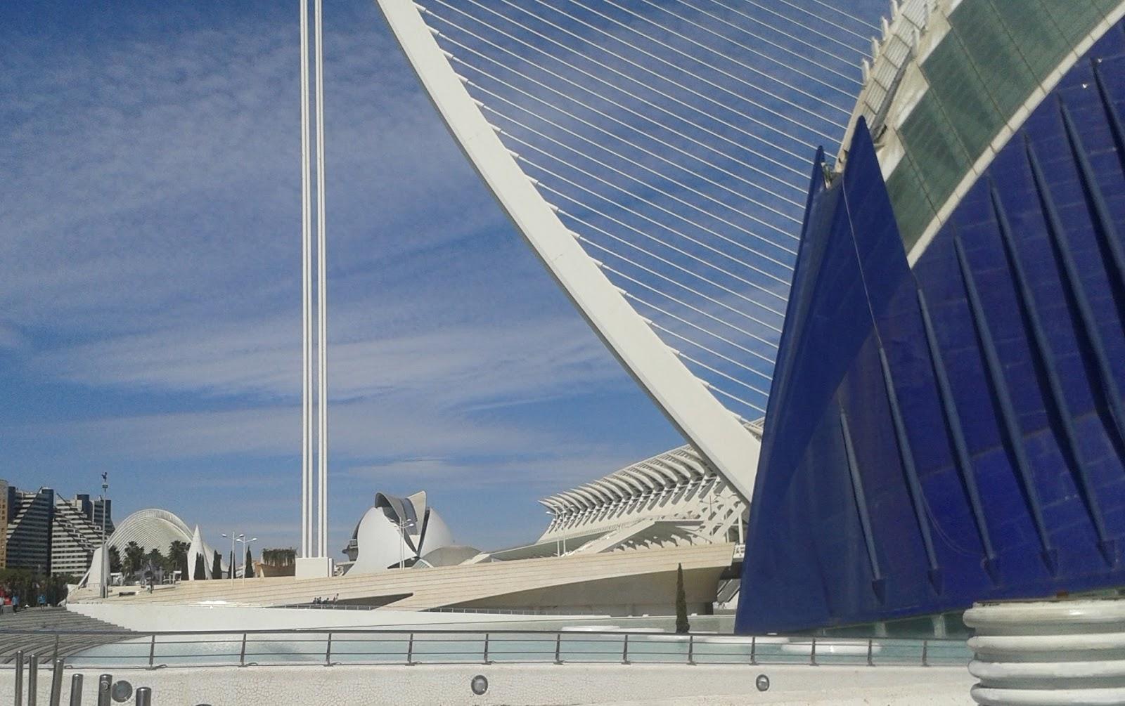 Guidotiguida: La Città delle Arti e delle Scienze