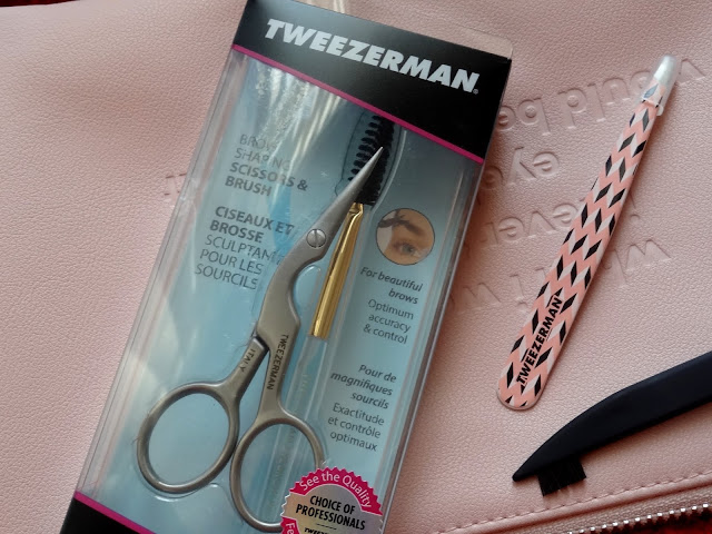Tweezerman Brow Basics Limited Edition Gift Set