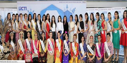 Daftar Nama dan Biodata Peserta Miss Word Indonesia 2013