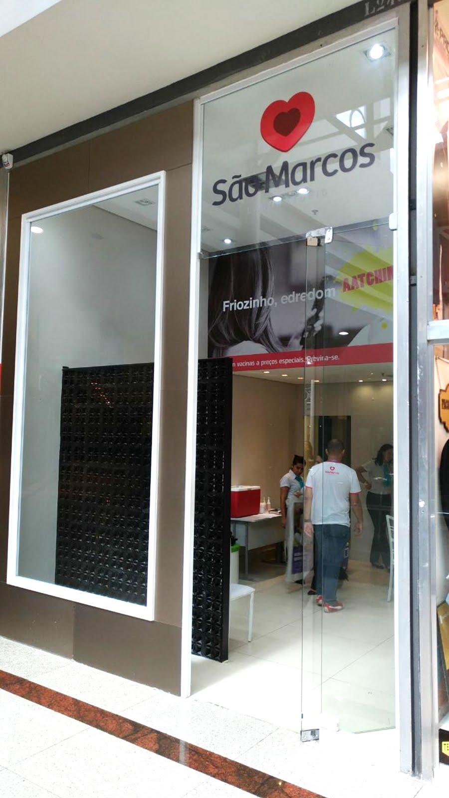 6cc3bdb2cb Minas Shopping firma parceria com Laboratório São Marcos e realiza campanha  de vacinação contra gripe