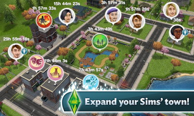 The Sims FreePlay v5.27.2 MOD APK+DATA Terbaru 2017