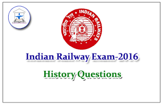 Railway Exam GK Quiz (History)