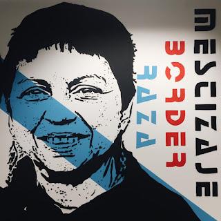 La street art tra i muri dell'Università: l'omaggio a Gloria Anzaldúa