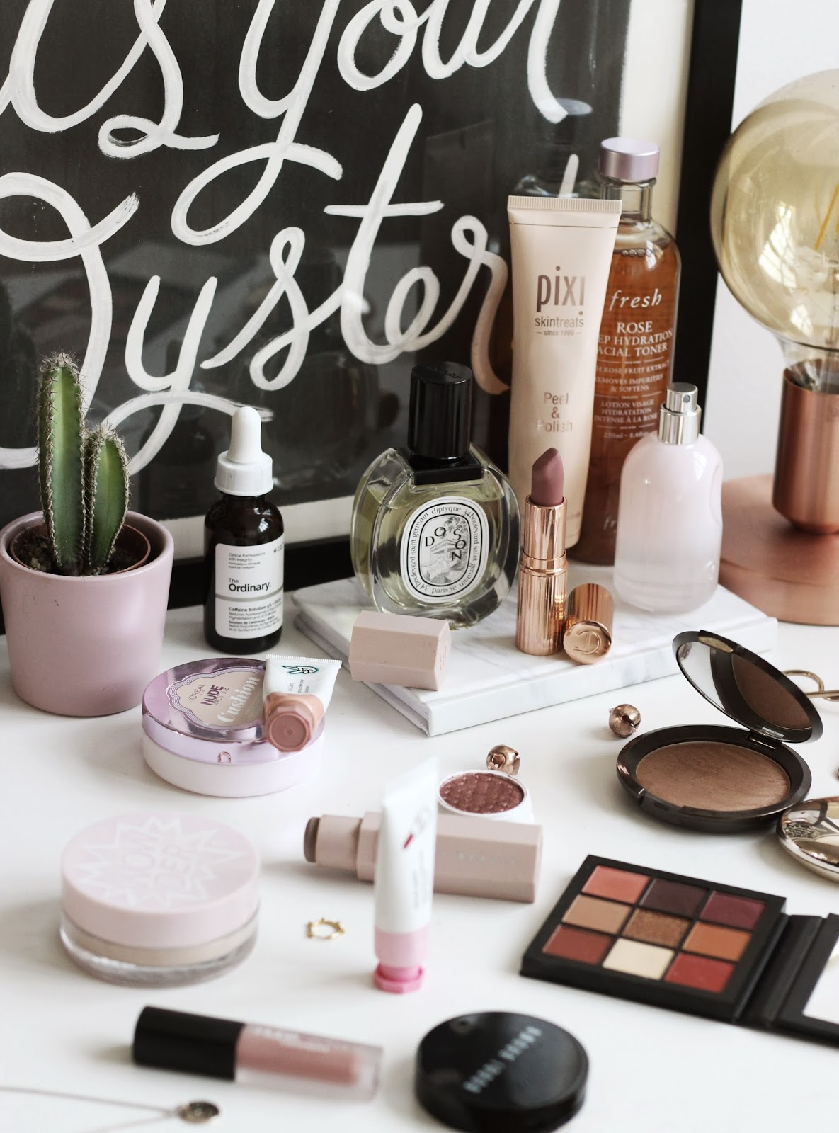 Beauty Favourites of 2017