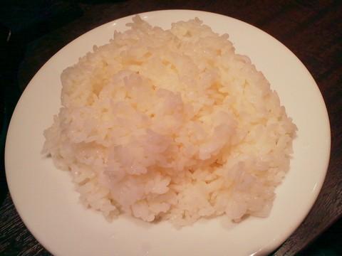 ライス1 いきなりステーキ岐阜茜部店
