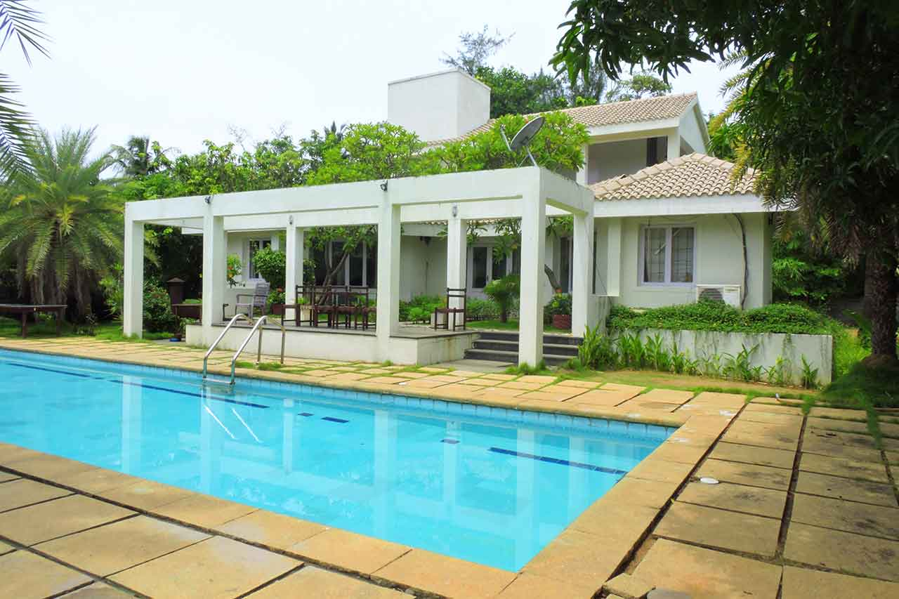 ECR Beach Villa for Daily Rent