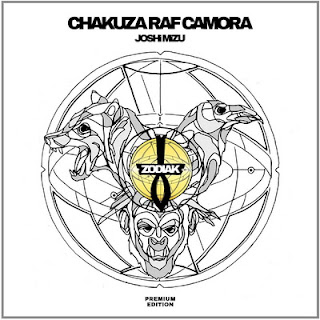 Chakuza, Raf Camora & Joshi Mizu – Zodiak [Limited Fan Edition] (2014)