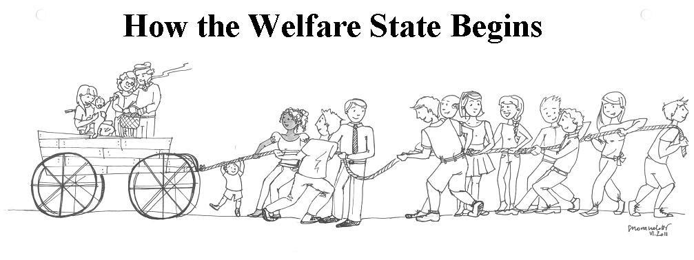 The Biz of Life: How the Welfare State Begins and Ends
