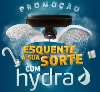 Cadastrar Promoção Hydra 100 Mil Reais e 500 Reais na Hora - Esquente Sua Sorte