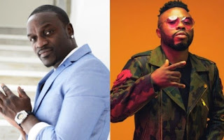 Akon signs Top NIgerian Artist And Producer Samklef to KonLive Records