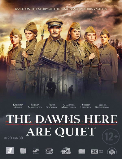 Ver The Dawns Here Are Quiet (2015) Online
