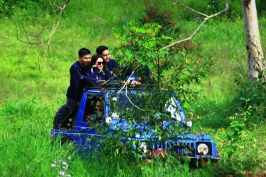 Wisata Adventure Puncak Bogor