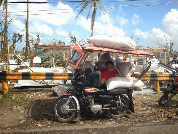 Days After Haiyan: We Loot to Survive