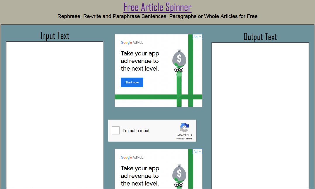 6 Langkah Mudah Cara Menggunakan Artikel Spinner Yang Seo Untuk Blog