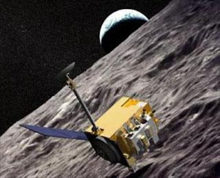 """NASA localiza nave espacial indiana """"Chandrayaan-1"""" desaparecida desde 2009"""