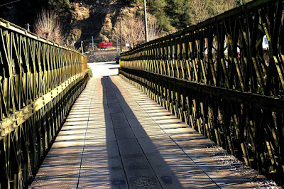 ΔΗΜΟΣ Β.ΤΖΟΥΜΕΡΚΩΝ-'Έργα συντήρησης της γέφυρας Μπέλει στην Πλάκα.