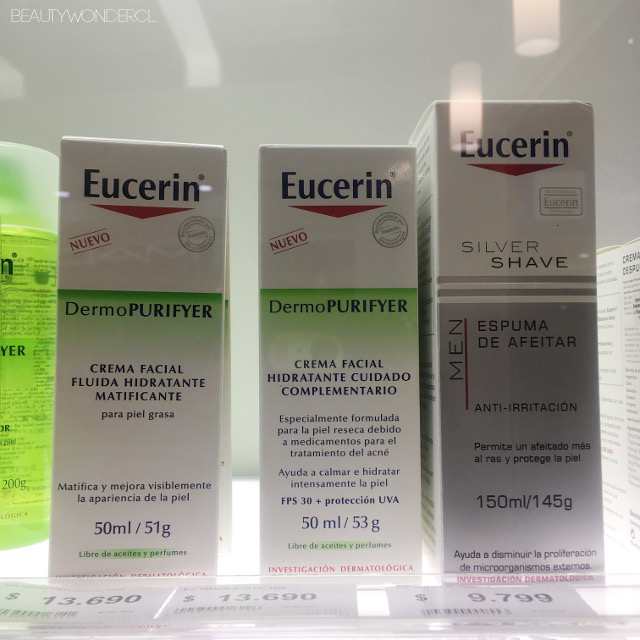 skin expert center eucerin chile