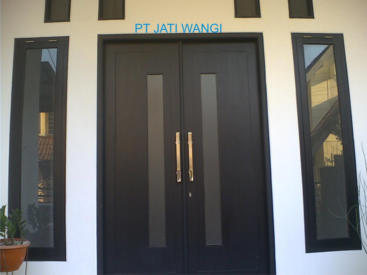 Model  Daun Pintu  Rumah Terbaru 2014 Gambar Desain Rumah