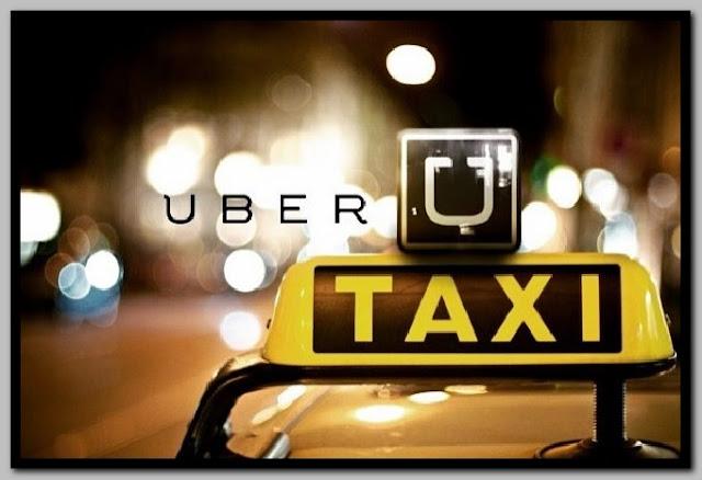 Uber taxi terkadang beda orang dan beda mobil