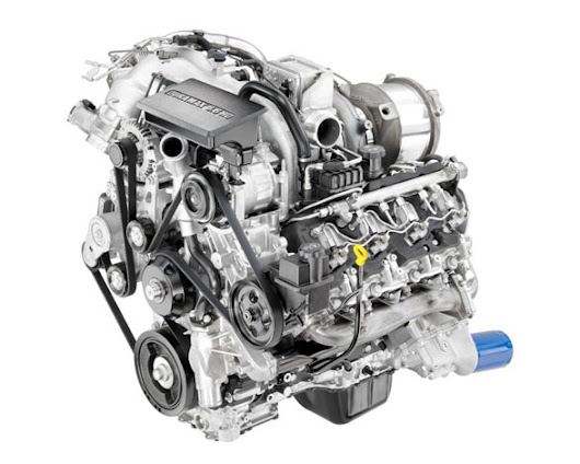New 445 Horsepower Heavy-Duty Duramax Engine From GM