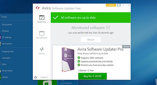 programma Avira Software Updater