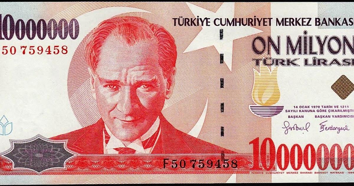 Turkin Liira Euro