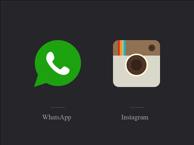 Whatsap aç, Instagram aç