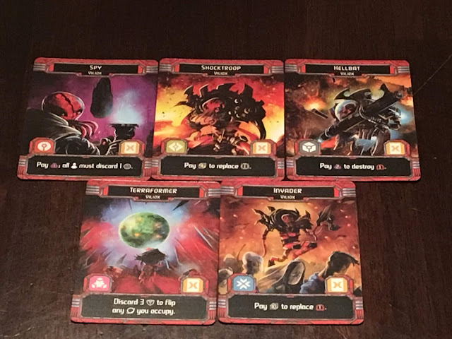 Allies in the Horizon's Extermination expansion pack by Daily Magic Games