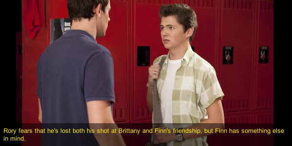 Thank You Rory Leprechaun: Damian McGinty on Glee, 11/1 | New York