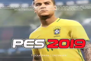 Download Fts 19 Mod PES 2019 Past Times Games Pau1o Apk Data Obb