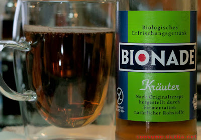 Bionade - обзор лимонада
