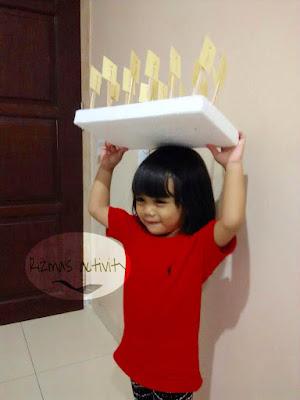 Persiapan ramadhan untuk anak