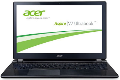 Laptop Acer Aspire V7