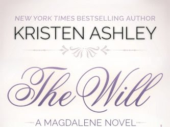 Book Review: The Will (Magdalene #1) by Kristen Ashley